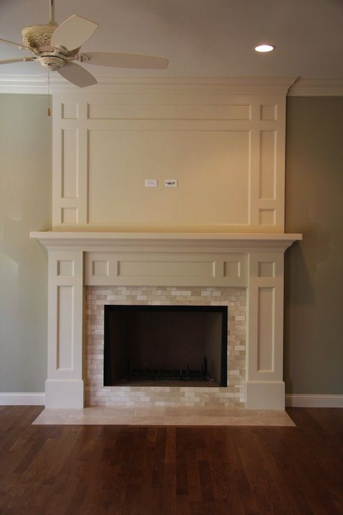 Wood Fireplace Surround Designs