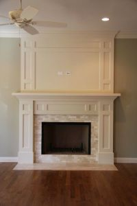 Wood Fireplace Surround Designs - WoodWorking Projects & Plans