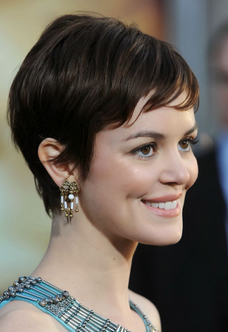 Cute Short Hairstyles For The Ladies Youne Short Haircuts For