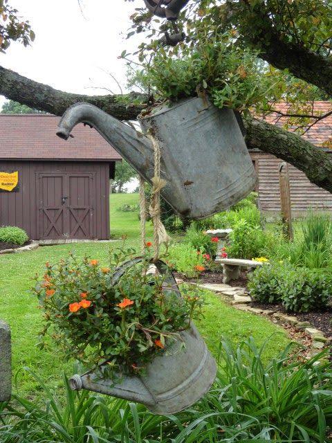 25 Best Ideas About Rustic Garden Decor On Pinterest Rustic