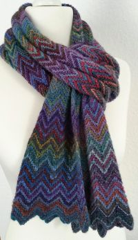 25+ best ideas about Knit scarves on Pinterest