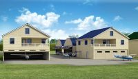 airplane hangar homes | ... hangars at our airpark in ...
