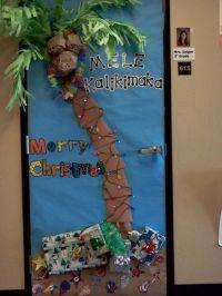 Christmas Door Decorations. Cheap Dorm Door Christmas ...