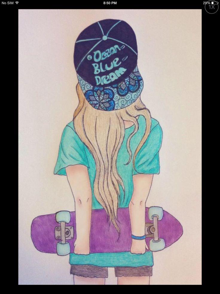 Penny Skateboards Girl Wallpaper Cute Skater Girl Things I Love Pinterest Girls And