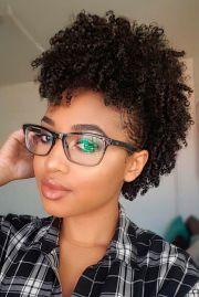 natural hair mohawk ideas