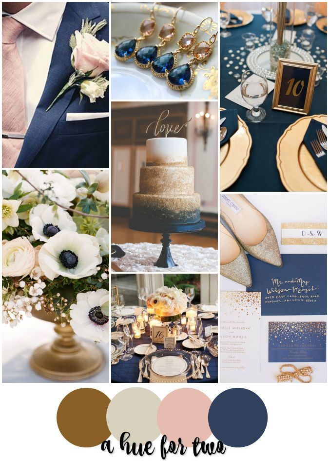 25 best ideas about Navy champagne wedding on Pinterest