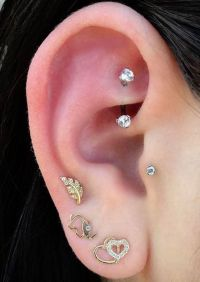 Best 25+ Ear piercings tragus ideas on Pinterest