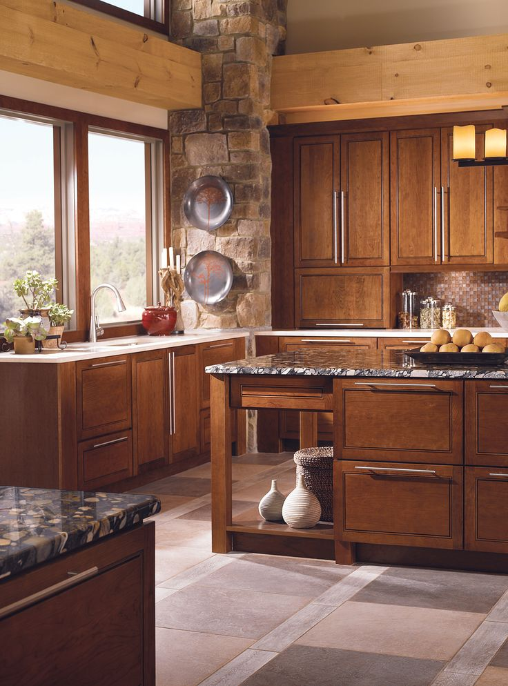 kraftmaid kitchens gallery kitchen pendant lights images cabinet | kraftmaid: a collection of ideas to try about ...