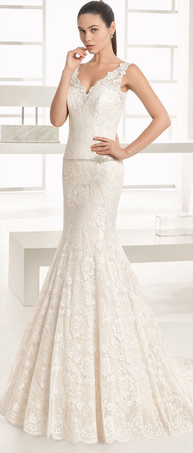 1000 images about Mermaid Wedding Dresses on Pinterest