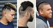 simple and cool hair design