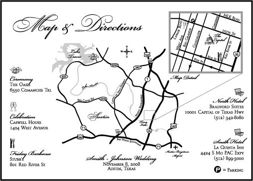 31 best images about Wedding Maps