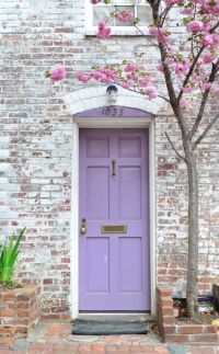20+ best ideas about Purple Door on Pinterest | Purple ...