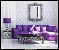 1000+ ideas about Purple Sofa on Pinterest