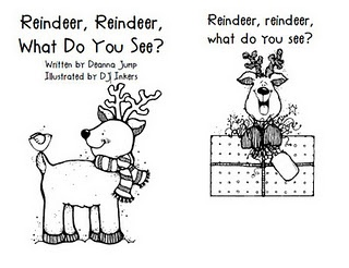 Reindeer, Emergent readers and Do you on Pinterest