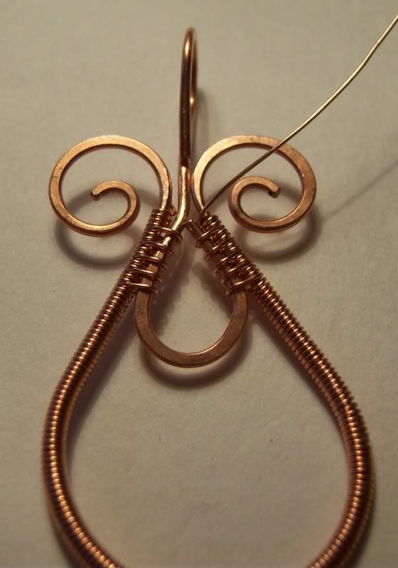 1000 Ideas About Wire Wrapped Pendant On Pinterest Wire