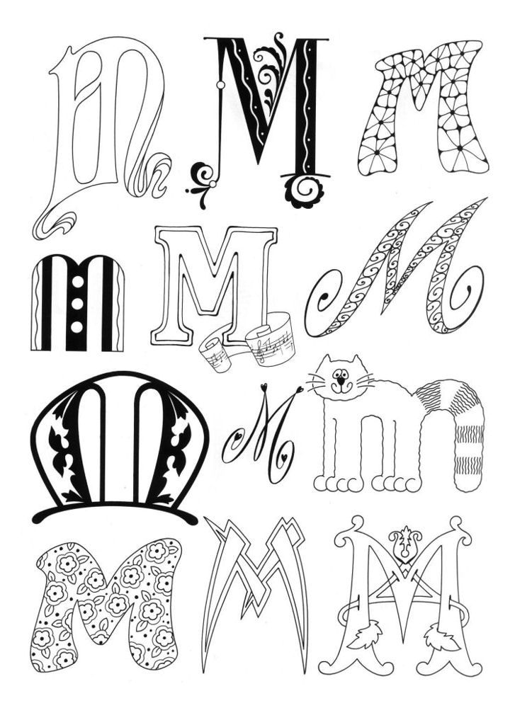 169 best images about Fun and Fancy LETTERING on Pinterest
