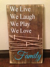 Best 25+ Rustic wood signs ideas on Pinterest | Vintage ...