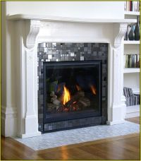 25+ best ideas about Mosaic tile fireplace on Pinterest ...