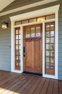 25 Cool Front Door Designs for Houses (Photos) - Home Decor