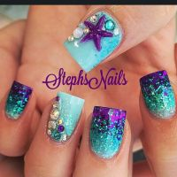 25+ best ideas about Cruise nails on Pinterest | Beach ...