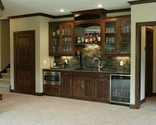 25 Best Images About Wet Bar On Pinterest