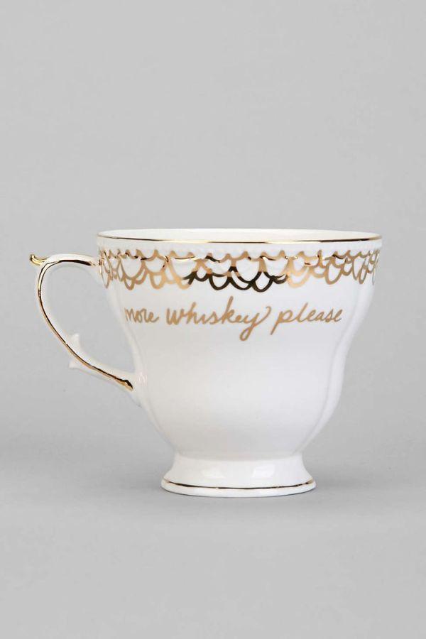 Cheeky Teacups urban outfitters Mugs  Pinterest