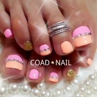 25+ best ideas about Easy toenail designs on Pinterest ...