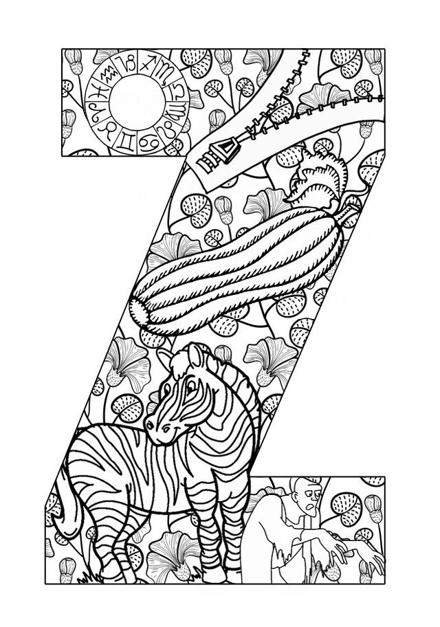 1701 best images about Coloring Pages * Adult/Difficult on