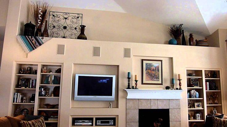 living room side table decoration ideas light and dark grey decorating vaulted ledges   decorate my ledge pinterest ...