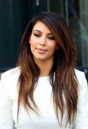 #lovehair #kimkardashian #ombre