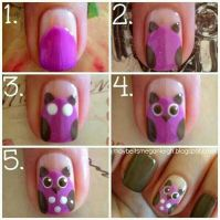 25+ best ideas about Owl nail designs on Pinterest | Owl ...