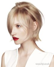 transient tossled cut toni & guy