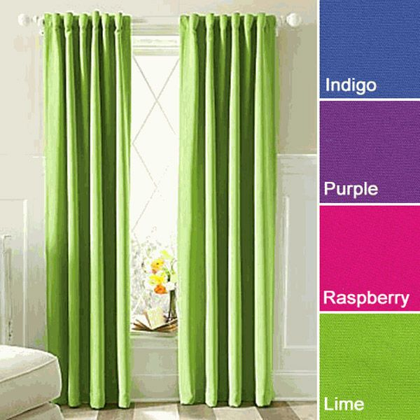The 25 Best Ideas About Lime Green Curtains On Pinterest Teal