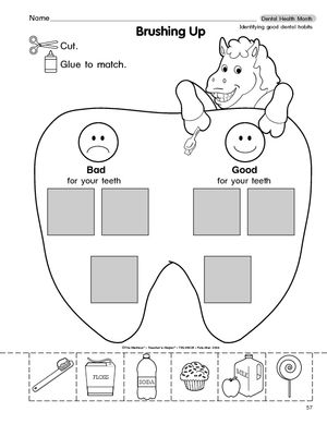 33 best images about DENTAL HEALTH THEME on Pinterest