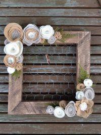 25+ best ideas about Chicken wire crafts on Pinterest ...