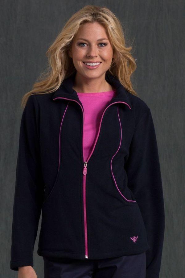 New Women Med Couture Designer Nursing Uniform Fleece