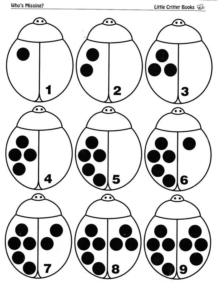 30 best images about Preschool bugs on Pinterest