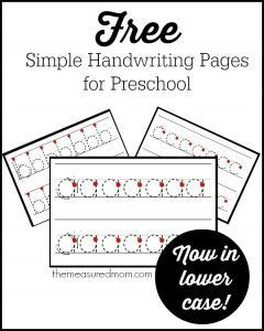 40 Best images about Pre-Writing Skills on Pinterest