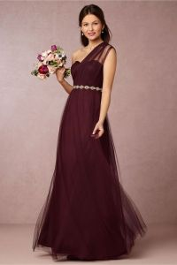 1000+ ideas about Burgundy Bridesmaid on Pinterest ...