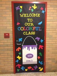 25+ best ideas about Welcome Door Classroom on Pinterest ...