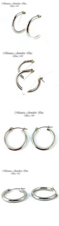 17 Best ideas about Small Gold Hoop Earrings on Pinterest ...