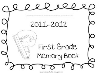 87 Best images about school memory book on Pinterest