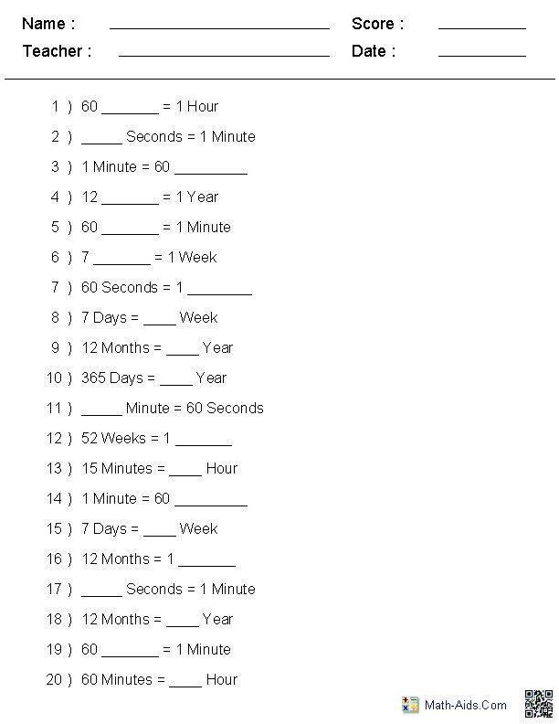 Best 25+ Measurement worksheets ideas on Pinterest