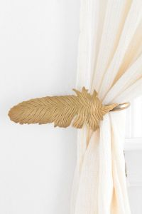 1000+ ideas about Curtain Ties on Pinterest | Curtain Tie ...