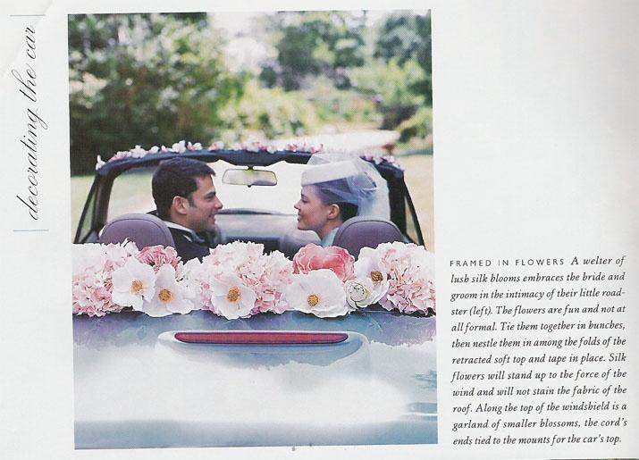 Martha Stewart Weddings Editorial Calendar