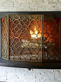 1000+ images about Fireplace Screens on Pinterest | Diy ...