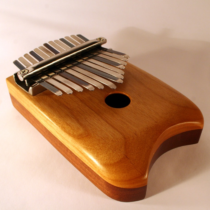 Acoustic kalimba from dich studios instruments