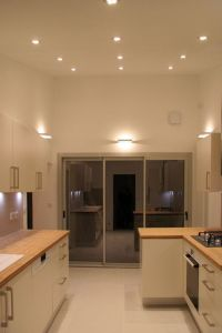 led kitchen downlights