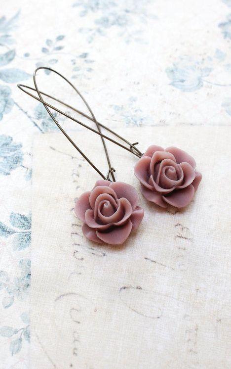 1000+ ideas about Pink Earrings on Pinterest