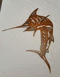 180 best images about plasma cut fish on Pinterest